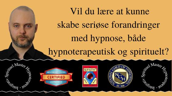 Master Hypnose Uddannelse