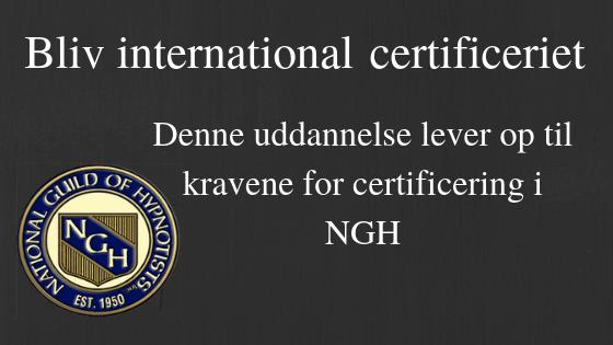 NGH Certificering