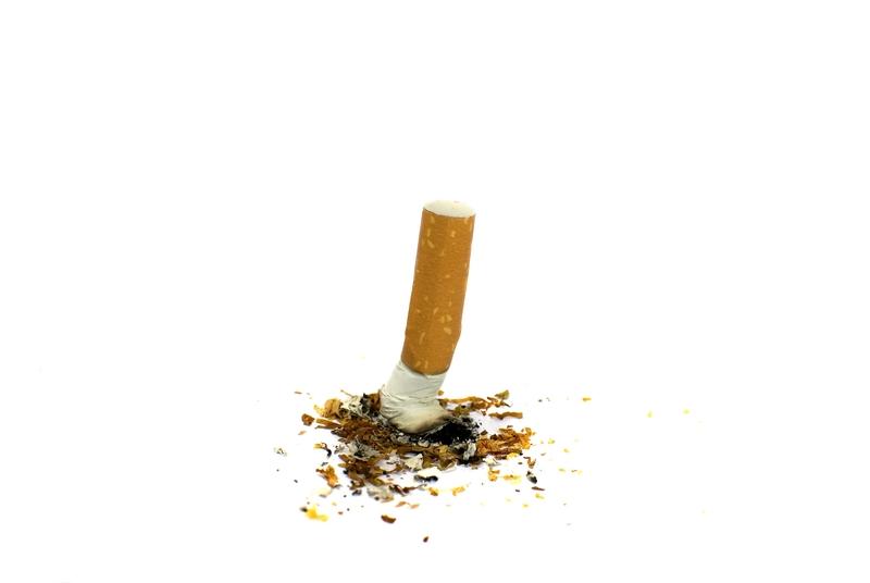 """Rygestop kan være andet end blot en """"dårlig"""" vane"""