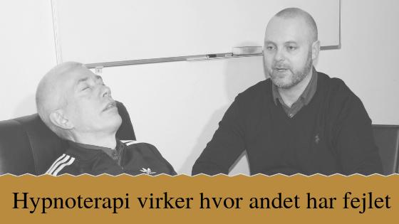 Hypnoterapi København virker