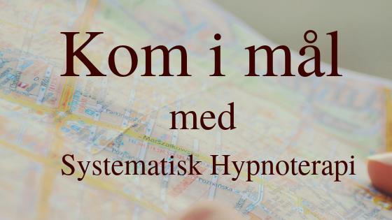 Systematisk Hypnoterapi