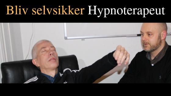 Selvsikker hypnoterapeut kbh centrum
