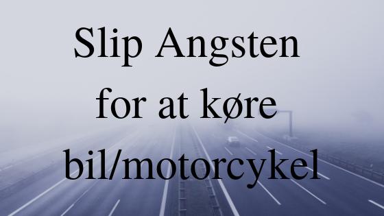 Tør ikke køre bil: Køreprøve Hypnose