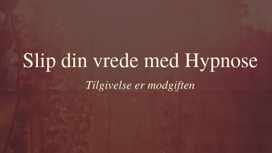 Hypnose mod vrede