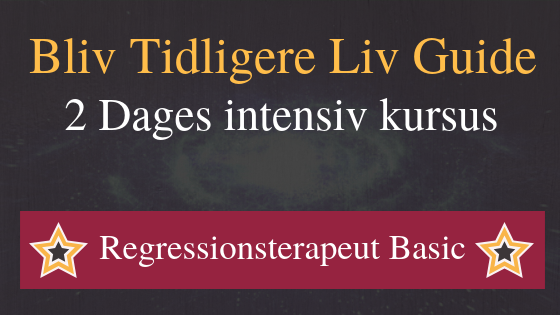 Regressionsterapeut Basic 2 dage